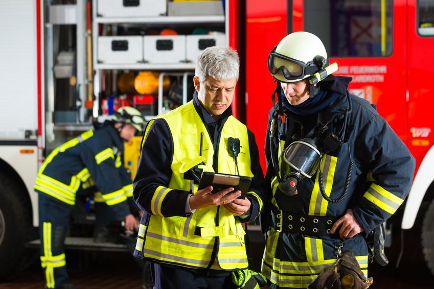 Fire brigade deployment planning