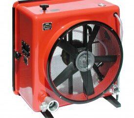 Generador de espuma de alta expansión