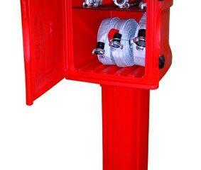 Armario para dotación de hidrantes