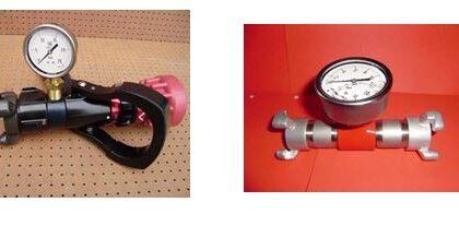 Medición de presión, manómetros