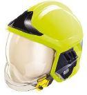 Casco bombero Gallet F1 XF