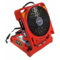 Ventilador a batería BatFan 3 Li+