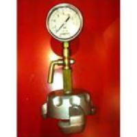 Manómetro comprobador de hidrantes